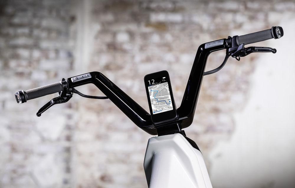 Alternative la utilizarea mașinii în oraș: Volkswagen prezintă două concepte de scutere electrice - Poza 7
