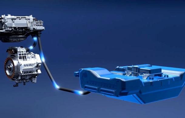 Nissan va introduce în Europa în 2022 sistemul de propulsie e-Power: motor electric și baterie alimentată de la un motor pe benzină - Poza 3