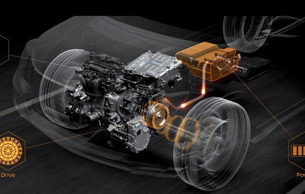 Nissan va introduce în Europa în 2022 sistemul de propulsie e-Power: motor electric și baterie alimentată de la un motor pe benzină - Poza 2