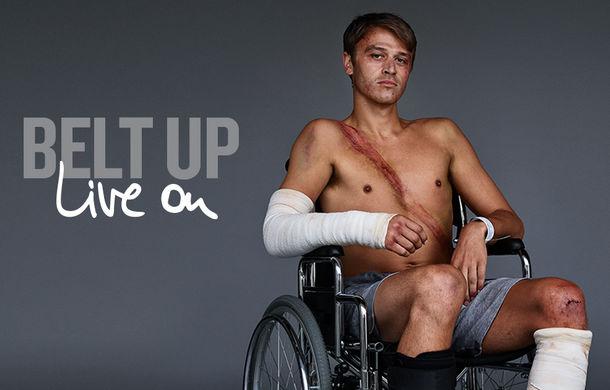 Campanie inedită de siguranță rutieră în Noua Zeelandă: pictorial cu zece supraviețuitori care au purtat centura de siguranță - Poza 10