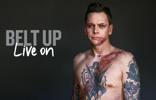 Campanie inedită de siguranță rutieră în Noua Zeelandă: pictorial cu zece supraviețuitori care au purtat centura de siguranță - Poza 1