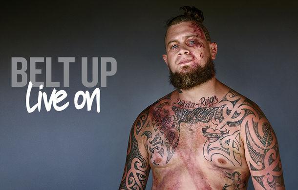 Campanie inedită de siguranță rutieră în Noua Zeelandă: pictorial cu zece supraviețuitori care au purtat centura de siguranță - Poza 2