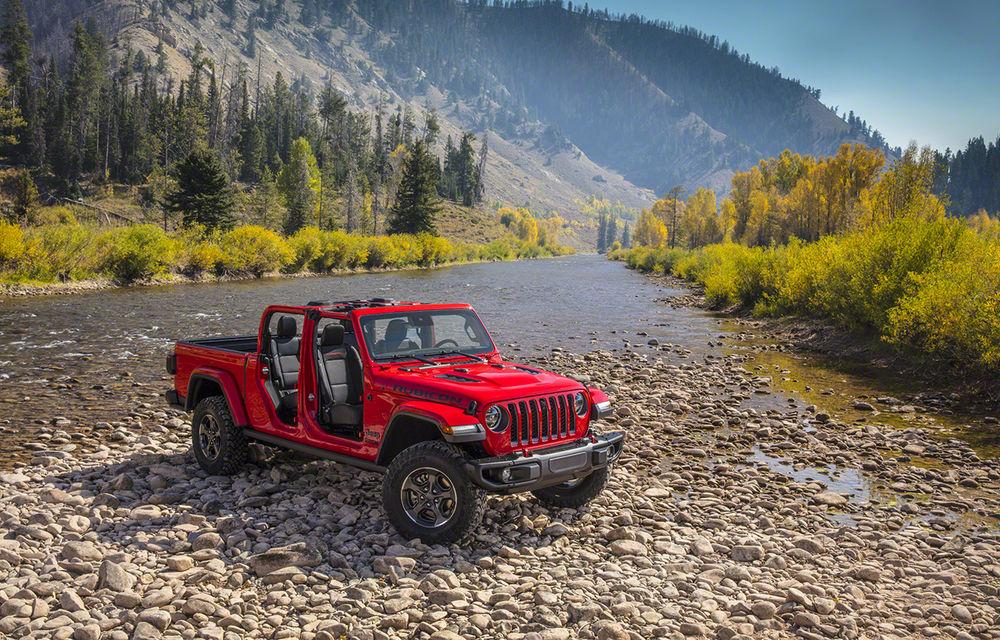 Jeep anunță lansarea lui Gladiator în Europa: pick-up-ul va ajunge pe Bătrânul Continent la începutul lui 2020 - Poza 1