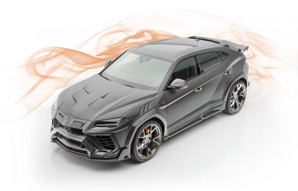 Mansory Venatus: tunerul german propune un pachet de caroserie pentru SUV-ul Lamborghini Urus - Poza 2