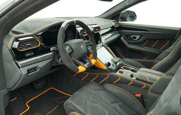 Mansory Venatus: tunerul german propune un pachet de caroserie pentru SUV-ul Lamborghini Urus - Poza 10
