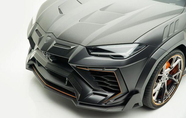 Mansory Venatus: tunerul german propune un pachet de caroserie pentru SUV-ul Lamborghini Urus - Poza 7