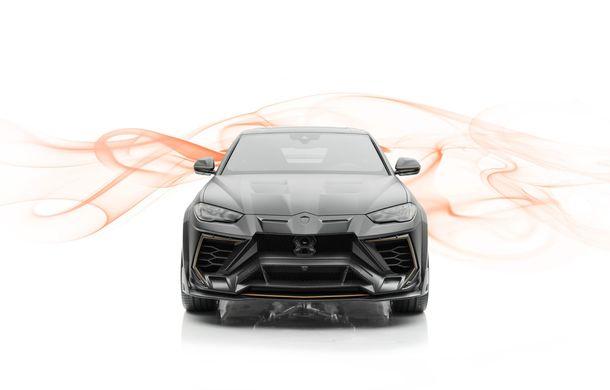 Mansory Venatus: tunerul german propune un pachet de caroserie pentru SUV-ul Lamborghini Urus - Poza 3