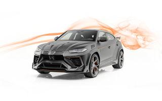 Mansory Venatus: tunerul german propune un pachet de caroserie pentru SUV-ul Lamborghini Urus