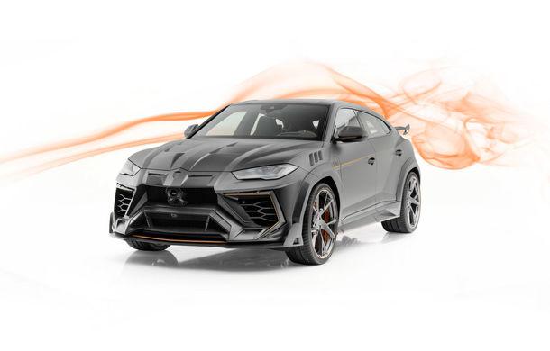 Mansory Venatus: tunerul german propune un pachet de caroserie pentru SUV-ul Lamborghini Urus - Poza 1