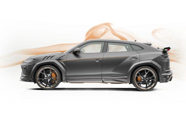Mansory Venatus: tunerul german propune un pachet de caroserie pentru SUV-ul Lamborghini Urus - Poza 4