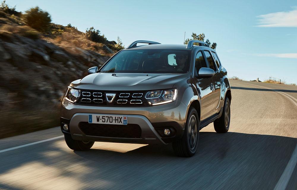 Vânzările de SUV-uri au crescut anul trecut cu aproape 20% în Europa: Dacia Duster, pe locul 2 în segmentul său după Renault Captur, dar a depășit Peugeot 2008 - Poza 1