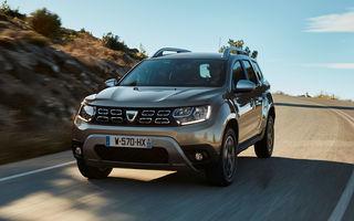 Vânzările de SUV-uri au crescut anul trecut cu aproape 20% în Europa: Dacia Duster, pe locul 2 în segmentul său după Renault Captur, dar a depășit Peugeot 2008