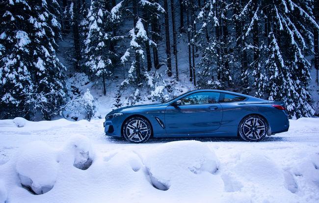 Test drive BMW Seria 8