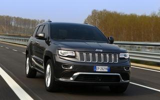 Jeep va extinde gama de modele: americanii pregătesc un SUV cu șapte locuri în același segment cu Grand Cherokee