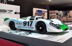 50 de ani de la debutul lui Porsche 917: nemții marchează momentul cu o expoziție specială în cadrul Muzeului Porsche