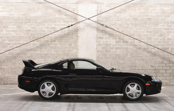 Un exemplar Toyota Supra din 1994 a fost vândut la licitație pentru 173.600 de dolari: modelul nipon are doar 18.000 de kilometri - Poza 3