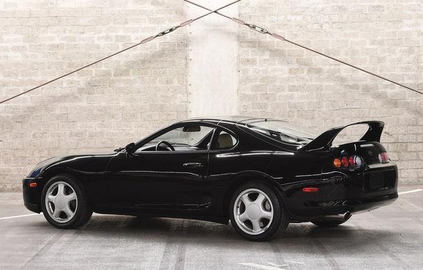 Un exemplar Toyota Supra din 1994 a fost vândut la licitație pentru 173.600 de dolari: modelul nipon are doar 18.000 de kilometri - Poza 2