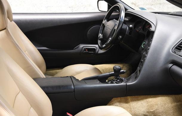 Un exemplar Toyota Supra din 1994 a fost vândut la licitație pentru 173.600 de dolari: modelul nipon are doar 18.000 de kilometri - Poza 5