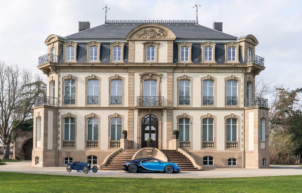 Bugatti lansează Baby II: vehiculul electric de mici dimensiuni are roți motrice spate, dezvoltă 13 CP și este inspirat de legendarul Type 35. - Poza 10