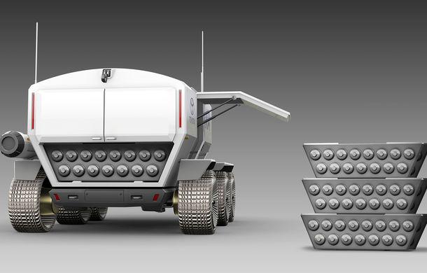 Proiect inedit: Toyota ar putea dezvolta un rover lunar cu echipaj uman pentru agenția spațială japoneză - Poza 6