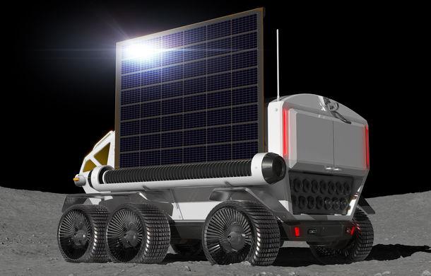 Proiect inedit: Toyota ar putea dezvolta un rover lunar cu echipaj uman pentru agenția spațială japoneză - Poza 2
