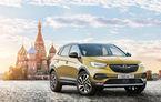 Opel revine oficial în Rusia cu Grandland X, Zafira Life și Vivaro: două dintre modele vor fi construite la uzina din Kaluga