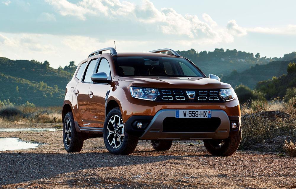 Înmatriculările Dacia au crescut în Europa cu 2.4% în februarie pe o piață în ușoară scădere: aproape 42.000 de unități - Poza 1