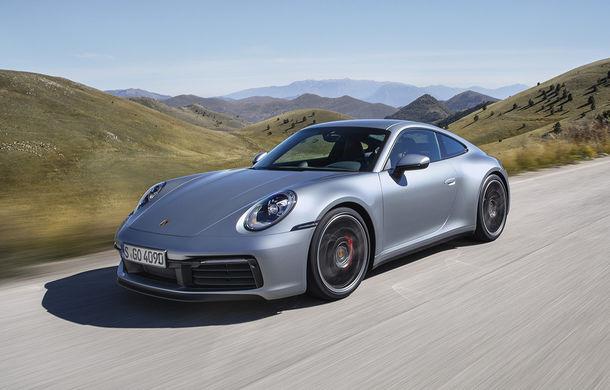 Noua generație Porsche 911 este disponibilă în România: start de la 126.000 de euro - Poza 1