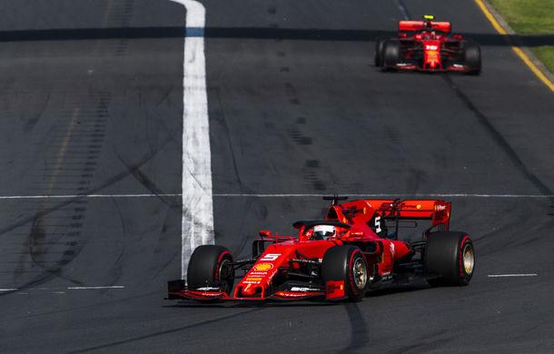 """Ferrari nu înțelege lipsa de performanță din Australia: """"Trebuie să analizăm datele"""" - Poza 1"""