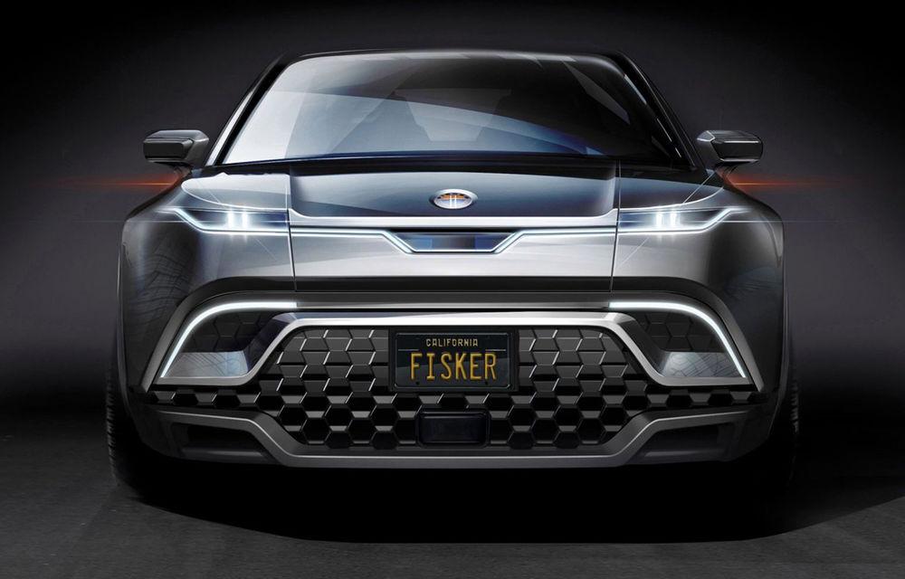Fisker oferă primele detalii despre SUV-ul electric pe care îl va lansa în 2021: tracțiune integrală și autonomie de până la 480 de kilometri - Poza 1