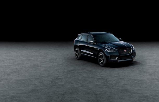 Ediții speciale pentru Jaguar F-Pace: SUV-ul britanic poate fi comandat în versiunile 300 Sport și Chequered Flag - Poza 2