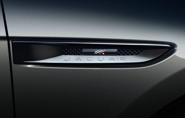Ediții speciale pentru Jaguar F-Pace: SUV-ul britanic poate fi comandat în versiunile 300 Sport și Chequered Flag - Poza 10