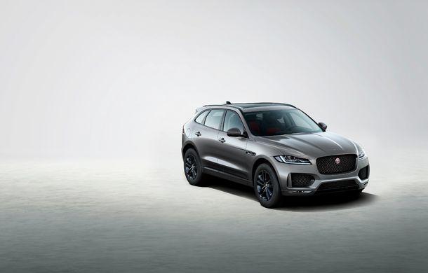 Ediții speciale pentru Jaguar F-Pace: SUV-ul britanic poate fi comandat în versiunile 300 Sport și Chequered Flag - Poza 8