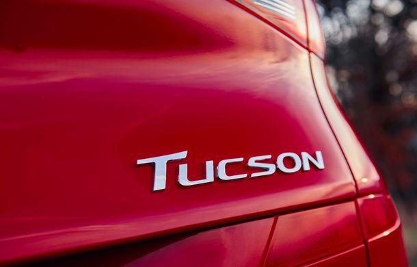 Hyundai prezintă versiunea Tucson N Line: motor diesel de 1.6 litri cu sistem mild-hybrid, aspect sportiv și suspensii mai rigide - Poza 27