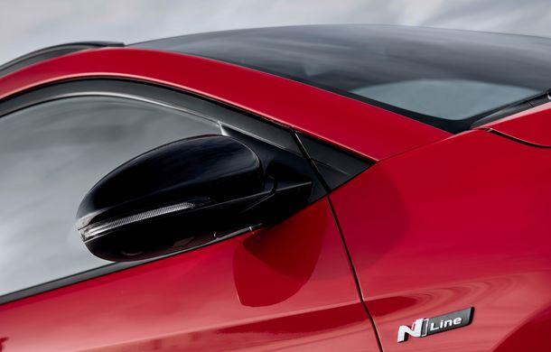 Hyundai prezintă versiunea Tucson N Line: motor diesel de 1.6 litri cu sistem mild-hybrid, aspect sportiv și suspensii mai rigide - Poza 32