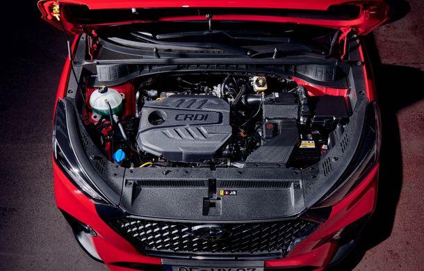Hyundai prezintă versiunea Tucson N Line: motor diesel de 1.6 litri cu sistem mild-hybrid, aspect sportiv și suspensii mai rigide - Poza 33
