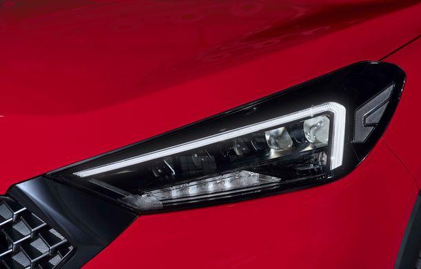 Hyundai prezintă versiunea Tucson N Line: motor diesel de 1.6 litri cu sistem mild-hybrid, aspect sportiv și suspensii mai rigide - Poza 24