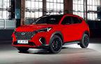 Hyundai prezintă versiunea Tucson N Line: motor diesel de 1.6 litri cu sistem mild-hybrid, aspect sportiv și suspensii mai rigide