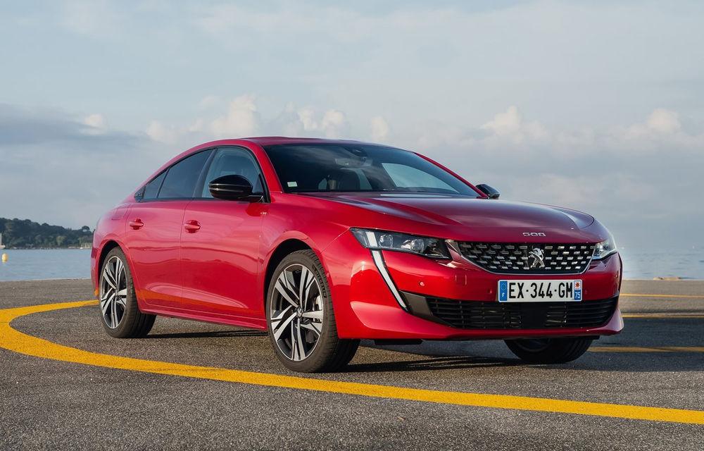 Noul Peugeot 508 este disponibil și în România: start de la 24.700 de euro - Poza 1