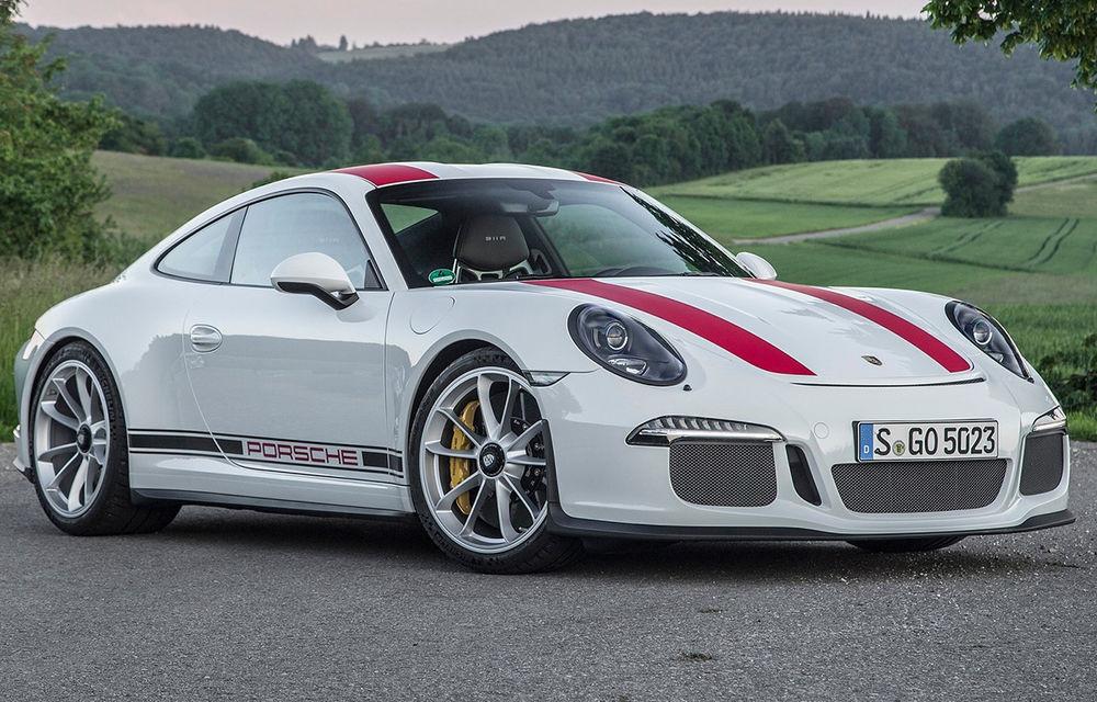 """Porsche vrea să evite specula cu mașini de colecție: """"Ne gândim să implementăm un sistem de achiziție în rate"""" - Poza 1"""