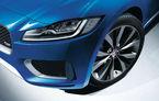 Viitorul Jaguar J-Pace va avea versiune 100% electrică: debutul SUV-ului este programat în 2021