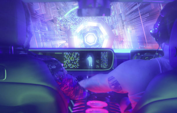"""Mercedes-Benz lansează o competiție de dezvoltare de jocuri pentru mașini autonome: """"Vrem să oferim o nouă metodă de a petrece timpul în trafic"""" - Poza 1"""