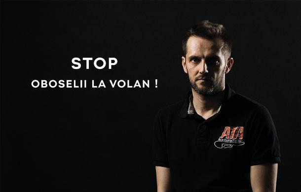 Treaz la volan timp de 48 de ore: pilotul Andrei Mitrașcă va încerca să conducă timp de două zile fără se se odihnească - Poza 1