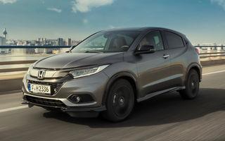 Honda HR-V facelift: noi detalii despre interiorul și sistemele de asistență ale SUV-ul subcompact