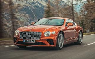 Un Bentley Continental GT va concura în cursa de la Pikes Peak: britanicii vor să stabilească un record pentru mașinile de serie
