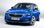 Skoda Scala este disponibil și în România: rivalul lui Volkswagen Golf pleacă de la 15.400 de euro