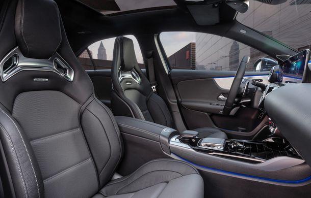Mercedes a prezentat noul AMG A35 Sedan: 306 CP, tracțiune integrală și 0-100 km/h în 4.8 secunde - Poza 20