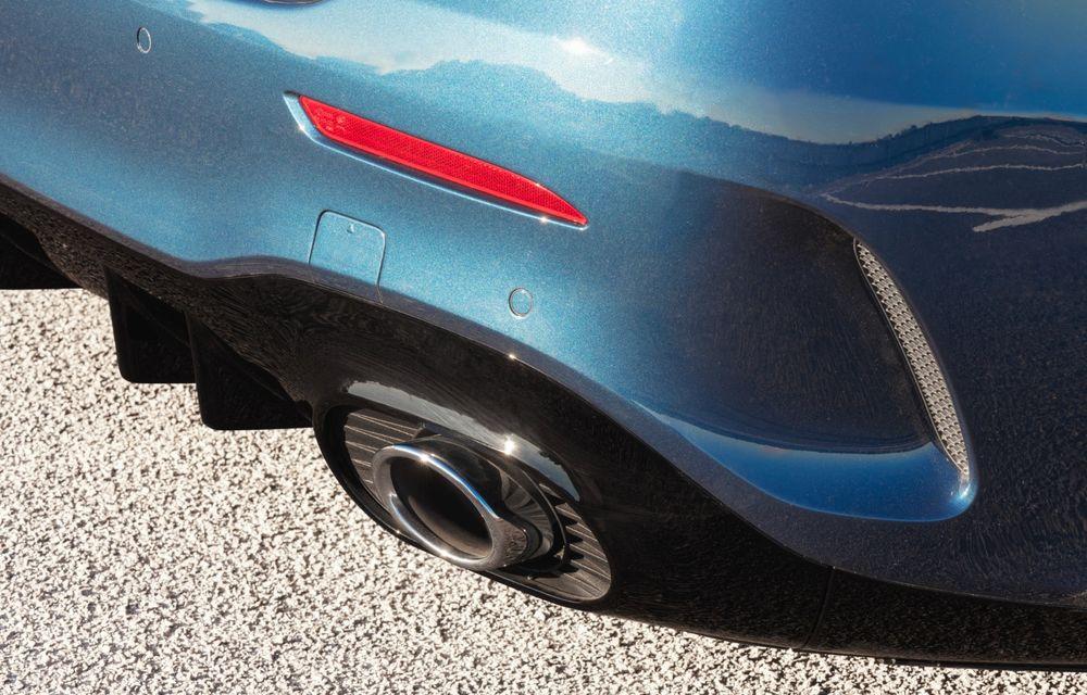 Mercedes a prezentat noul AMG A35 Sedan: 306 CP, tracțiune integrală și 0-100 km/h în 4.8 secunde - Poza 18