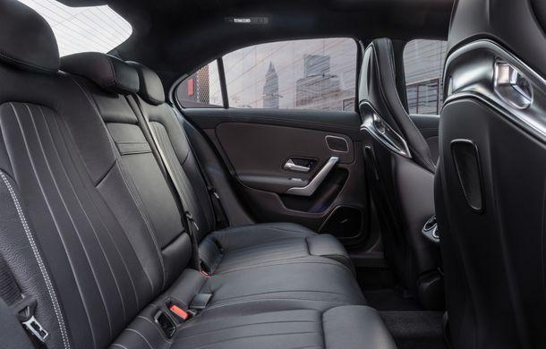 Mercedes a prezentat noul AMG A35 Sedan: 306 CP, tracțiune integrală și 0-100 km/h în 4.8 secunde - Poza 21