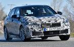 Detalii despre viitoarea generație BMW Seria 1: mai mult spațiu la interior și versiune M135i xDrive cu 306 CP